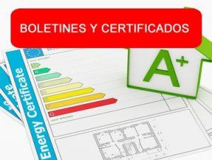 Certificado de Gas Barcelona