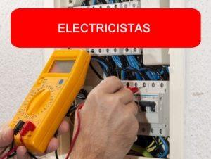 Electricistas urgentes 24h Barcelona
